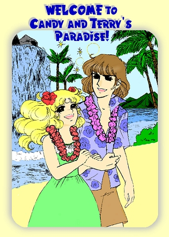 Candy and Terry's Paradise!